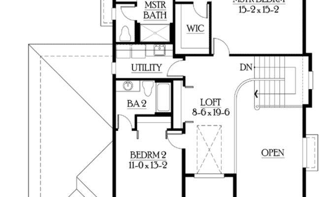 Compact House Plan Finished Basement