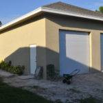 Concrete Block Garage Walls