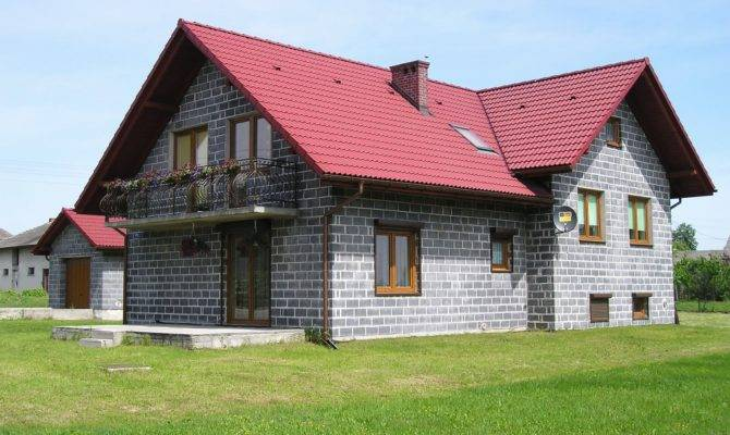 Concrete Block House Plans Good Cinder Construction