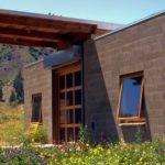 Concrete Block Tiny Home