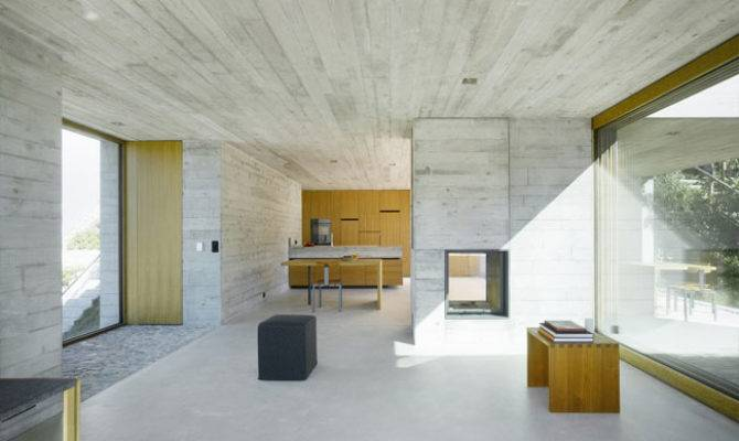 Concrete House Wespi Meuron Share Design