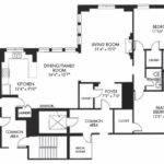 Condos Square Foot Two Bedroom Floor Plan Briar
