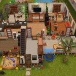 Confidential Secrets Sims Modern House Blueprints