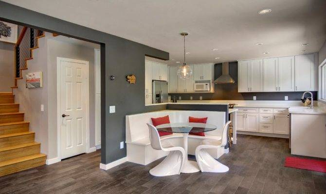 Consider Booth Your Kitchen Would Favorite Part