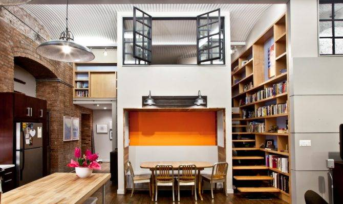 Consider Bringing Urban Loft Style Into