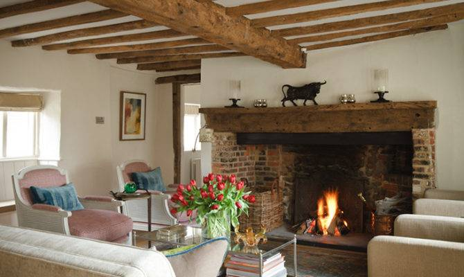 Consultant Country Cottage Berkshire Interior Design