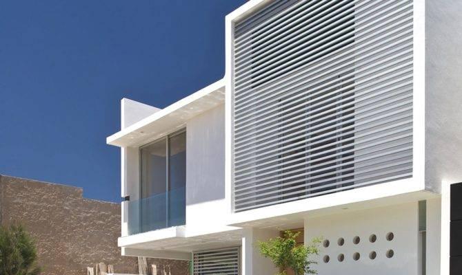 Contemporary Architectural Design Seth Navarrette House