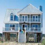 Contemporary Coastal House Plans