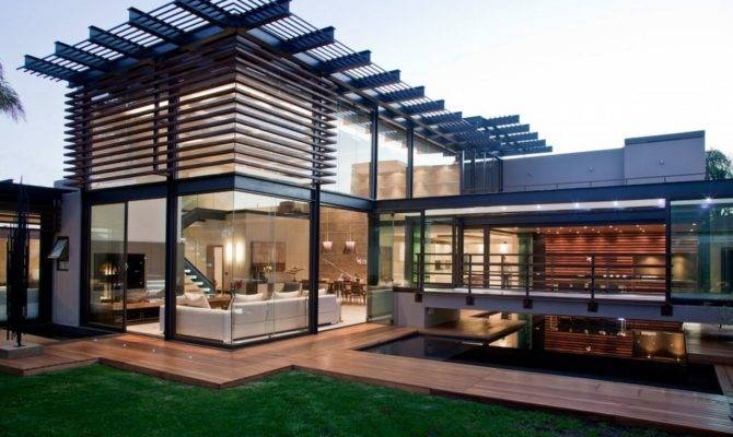 Contemporary Exterior Design Photos Designs