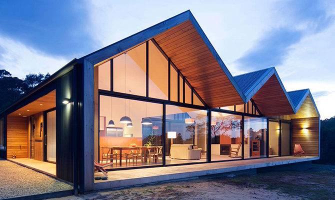 Contemporary Gable Roof Design Ideas Simple Your Home Home Plans Blueprints 107045