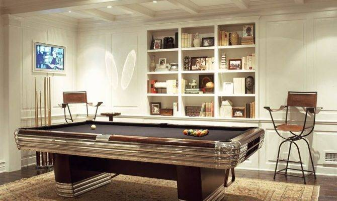Contemporary Game Room Chair Rail Chris Barrett Zillow Digs