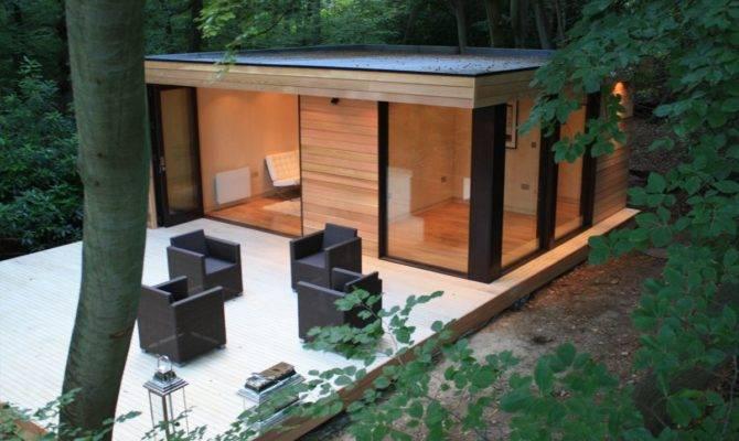 Contemporary Garden Studios