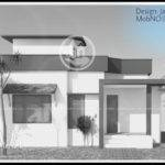 Contemporary Home Design Small Plot
