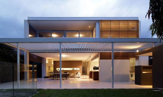 Contemporary Home Exterior Design Ideas