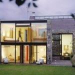 Contemporary House Exterior Design Ideas Stone