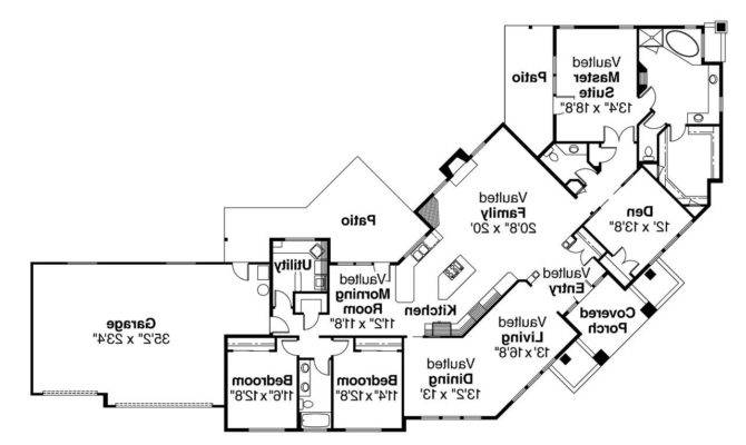 Contemporary House Plans Hawthorne Associated Designs