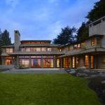 Contemporary House Seattle Japanese Influence Idesignarch