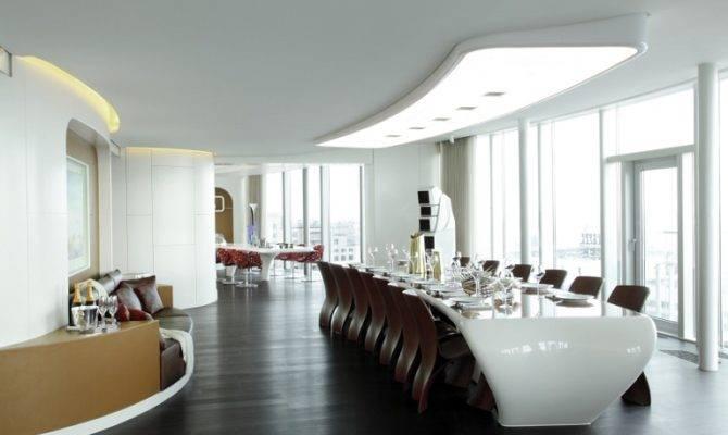 Contemporary Interior Design Russia Modern Home Luxury