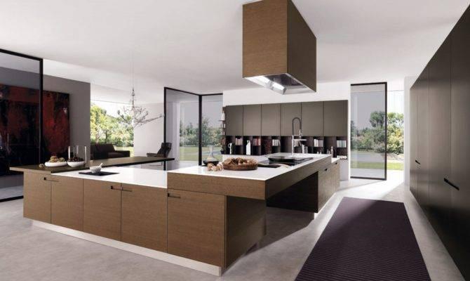 Contemporary Kitchen Design Decozilla Classic Modern