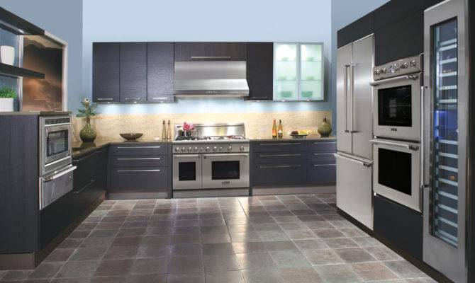 Contemporary Kitchen Design Ideas Give New Atmosphere Modern Brown