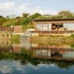 Contemporary Lake Homes Modern House Plan