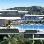 Contemporary Mansions Sunset Plaza Drive