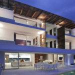Contemporary Mexican Style House
