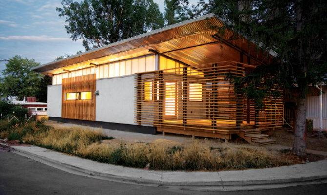 Contemporary Modular Homes Modern Home