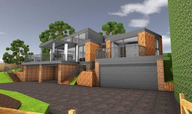 Contemporary New Build Litchfield Transform