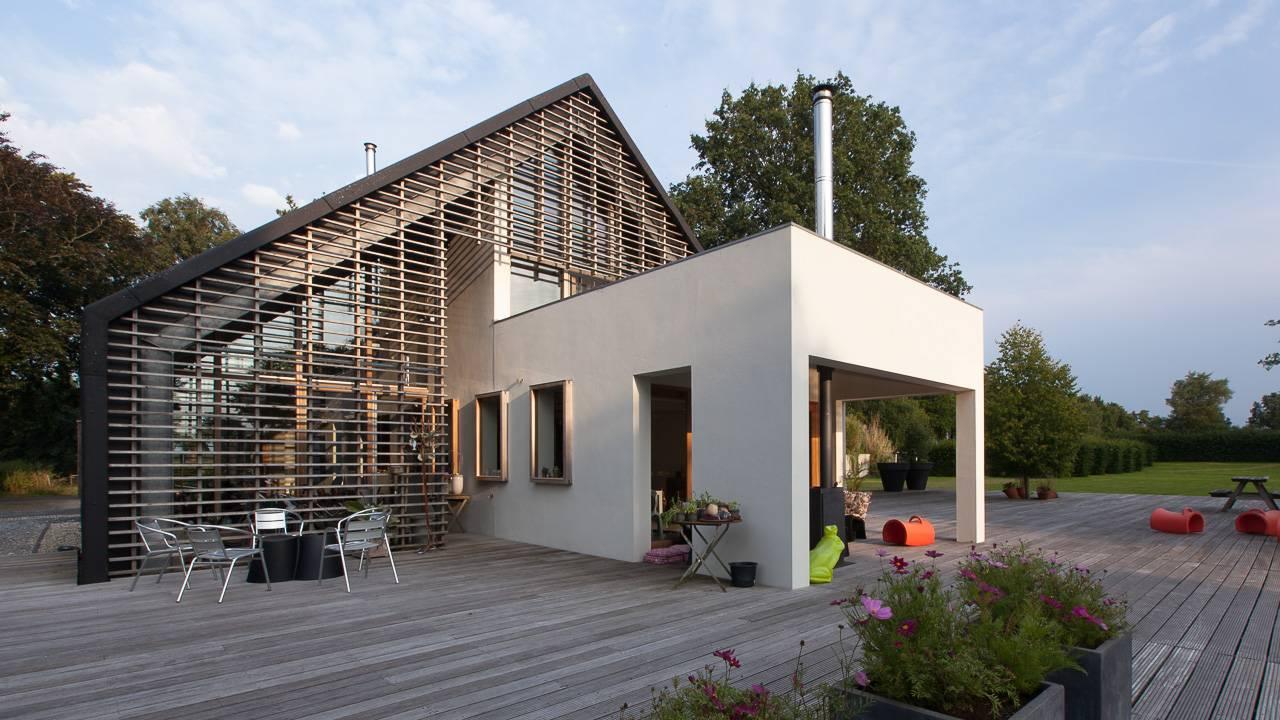 Contemporary Reinterpretation Classic Barn Holland