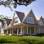 Contemporary Shingle Style Exterior