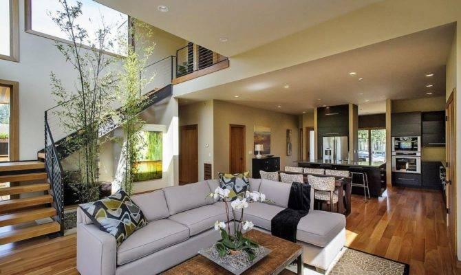 Contemporary Style Home Burlingame California Architectural