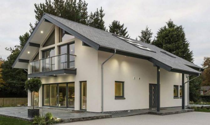 Contemporary Timber Framed Home Designs Scandia Hus