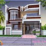 Contemporary Unique House Plan Kerala Home Design Floor