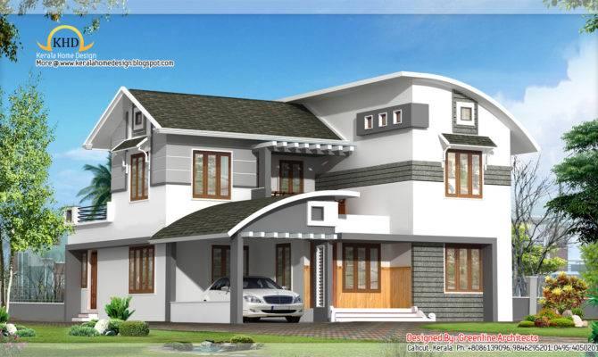 Contemporary Villa Design Square Meter November
