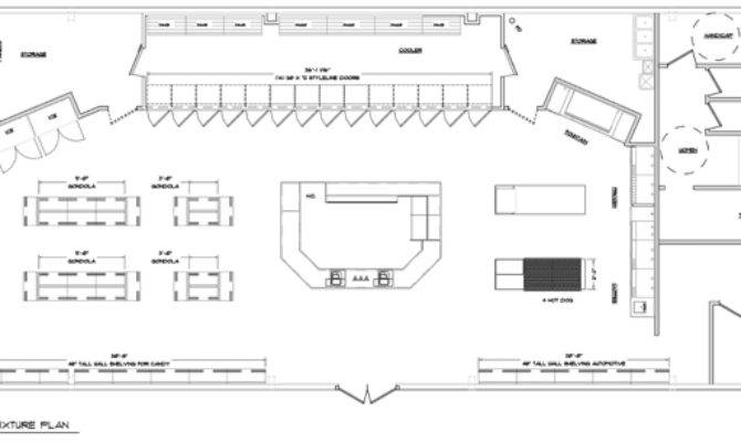 Convenience Store Design Company Floor Plan - Home Plans ...