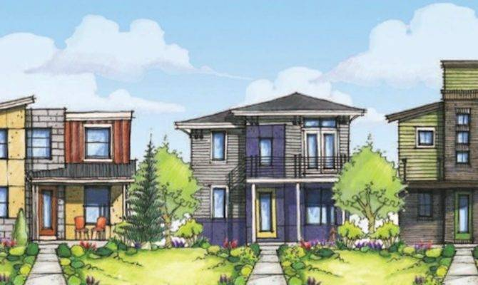 Conversation Continues Infill Housing Plex