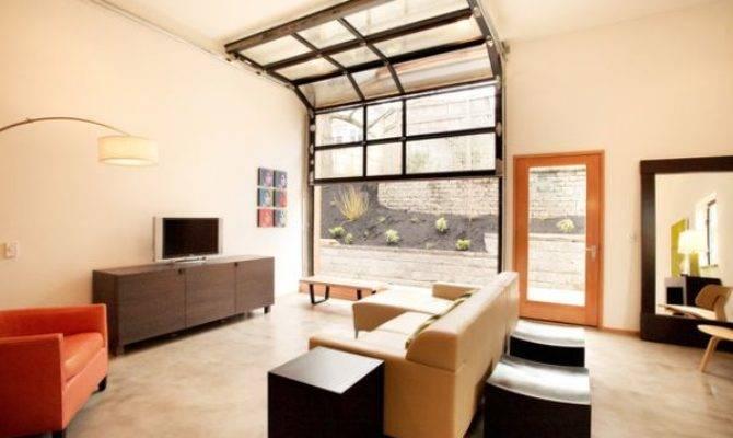 Convert Garage Into Living Space