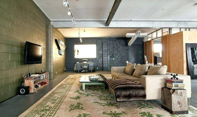 Converting Garage Into Living Space Ideas Detached