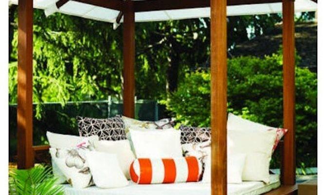 Cool Breezy Backyard Cabanas Homejelly