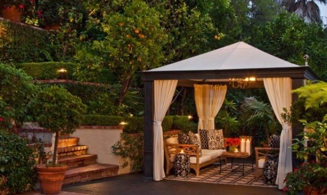 Cool Classy Transitional Outdoor Design Interior Vogue
