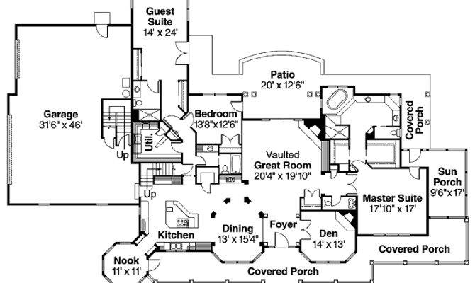 Cool House Plan Ayanahouse