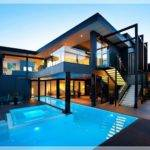 Cool House Pool Arq Pinterest