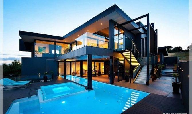 Cool House Pool Arq Pinterest