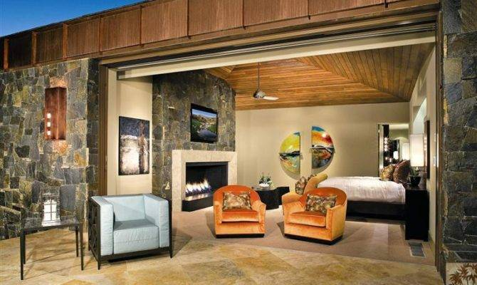 Cool Living Spaces Inside Garages