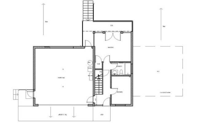 Cool Upside Down Living House Plans Architecture