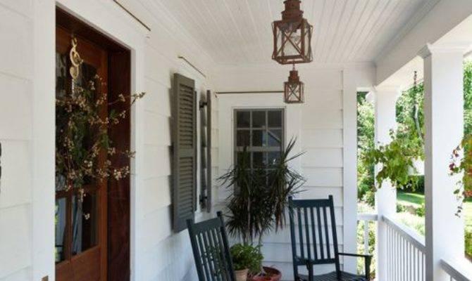 Corbel Front Porch Houzz