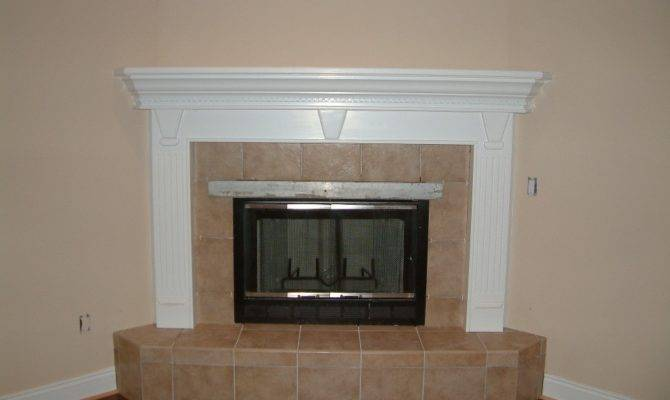 Corner Fireplace Mantel Designs