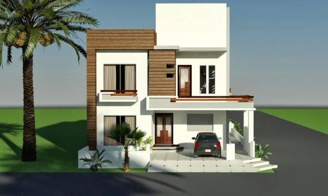 Corner House Plan Design Tariq Garden Lahore