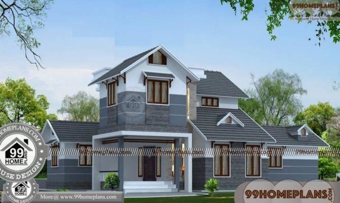 Corner Lot House Plans Indian Designs Double